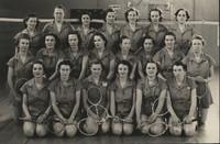 1938 Badminton Team