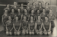 1938 Badminton Team