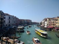 Venice Grand Canal - Italy